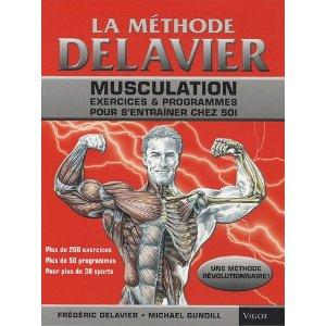 M thode delavier musculation chez soi for Exercice de musculation chez soi